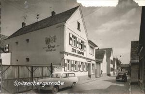 Bechtheim Rheinhessen Spitzenbergstrasse / Bechtheim /Alzey-Worms LKR