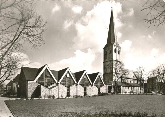 Buettgen Kath. Pfarrkirche St. Aldegundis Kat. Kaarst