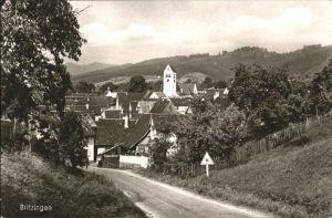 Britzingen  Kat. Muellheim