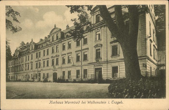Warmbad Wolkenstein Wolkenstein, Kurhaus, Erzgebirge / Wolkenstein /Erzgebirgskreis LKR