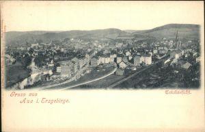 Aue Sachsen Erzgebirge Kat. Aue