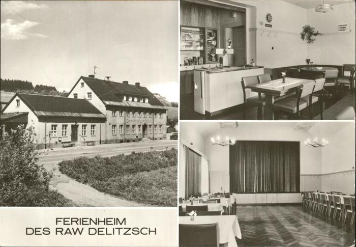 Hammerunterwiesenthal Ferienheim Kat. Oberwiesenthal