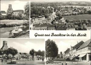 Beeskow  Kat. Beeskow