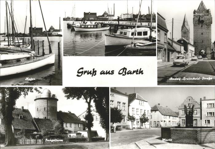 Barth Schiffe  Kat. Barth