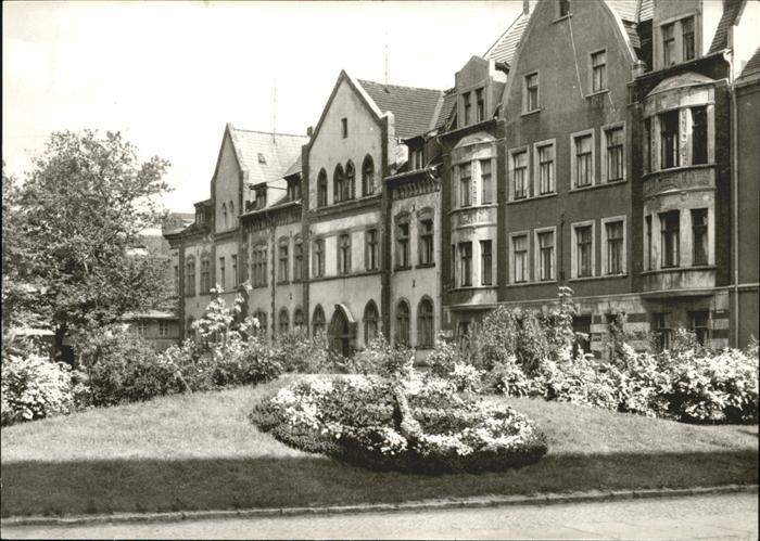 Eilenburg Blumenuhr Kat. Eilenburg