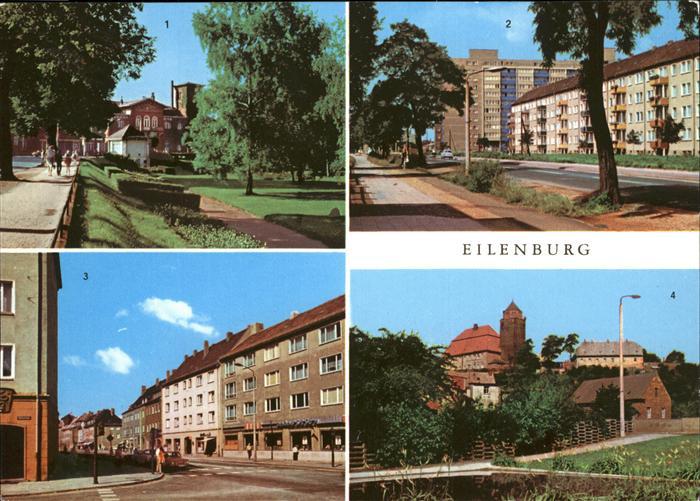 Eilenburg Sorbenburg Kat. Eilenburg