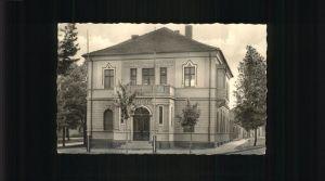 Neundorf Anhalt Rathaus Kat. Neundorf Anhalt