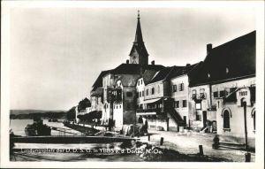 Ybbs Donau Landungsplatz D.D.S.G Kat. Ybbs an der Donau
