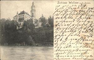 Wallsee Sindelburg Donau Schloss Wallsee Kat. Wallsee Sindelburg