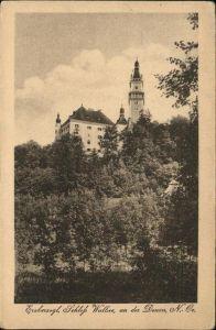 Wallsee Sindelburg Schloss Wallsee Kat. Wallsee Sindelburg