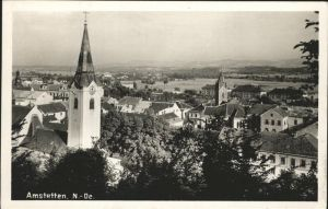 Amstetten Niederoesterreich Kirche Kat. Amstetten