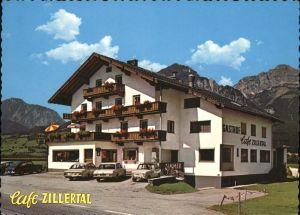 Strass Strassertale Cafe Zillertal Kat. Strass im Strassertale