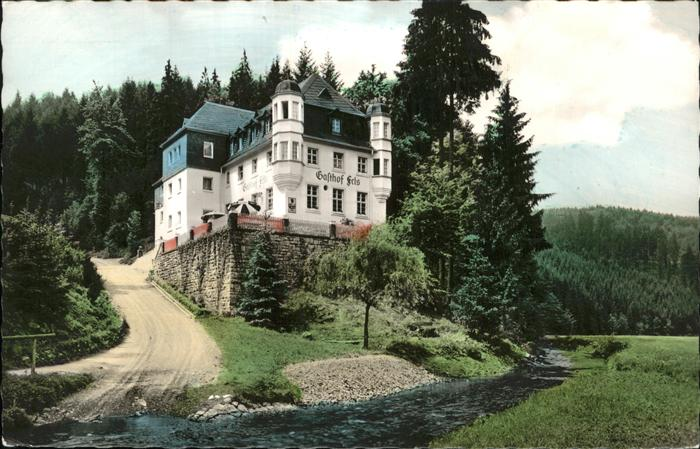 Bernstein Wald Gasthof-Pension Fels / Schwarzenbach a.Wald /Hof LKR