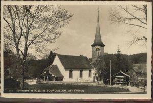 Bourguillon Kirche Kat. Bourguillon
