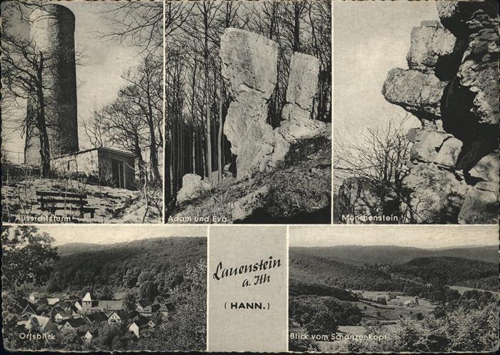 Lauenstein Salzhemmendorf Aussichtsturm