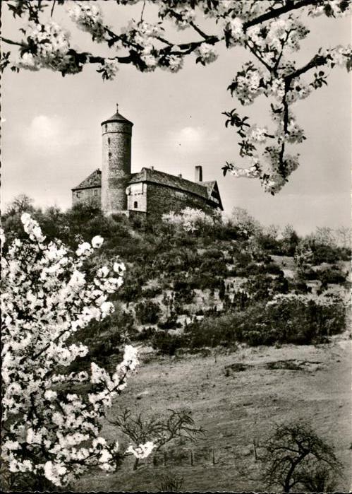 Witzenhausen Jugendburg Ludwigstein Kat. Witzenhausen