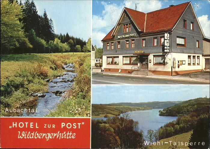 Hotel Zur Post Wiehl Wiehl
