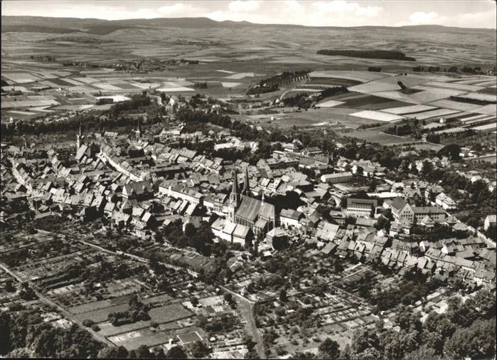 Duderstadt Luftaufnahme Duderstadt Kat. Duderstadt