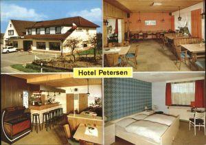 Kielsburg Nordsee Hotel Petersen Kat. Husum