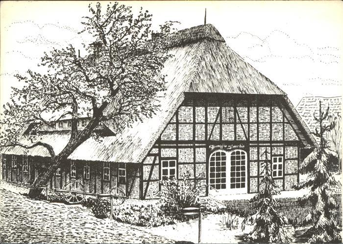Isernhagen Fachwerkhaus Kat. Isernhagen