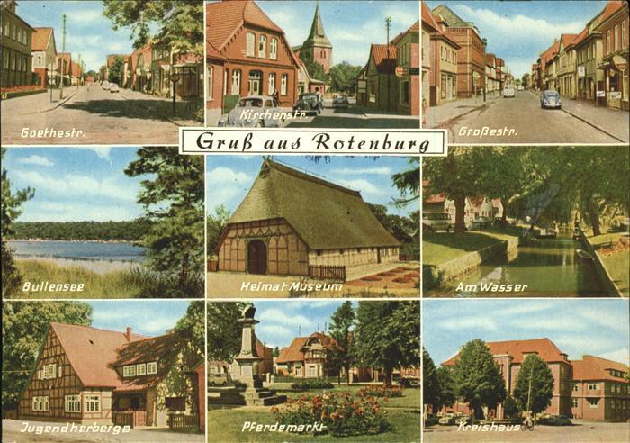 Rotenburg Wuemme  / Rotenburg (Wuemme) /Rotenburg LKR