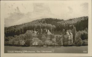 Offenhausen Oberoesterreich Gau Oberdonau Schloss Wuerting Kat. Offenhausen