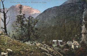 Weissbach Lofer Gasthof zum Auvogel / Weissbach bei Lofer /Pinzgau-Pongau