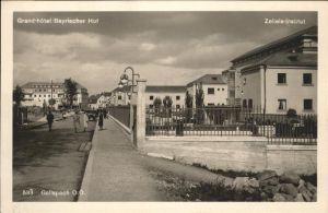 Gallspach Zeleis Institut Grand hotel Bayrischer Hof Kat. Gallspach