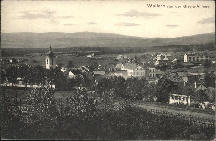 Wallern Burgenland Gisela Anlage Kat. Wallern im Burgenland