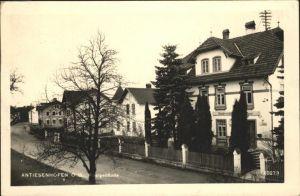 Antiesenhofen Postgebaeude Kat. Antiesenhofen