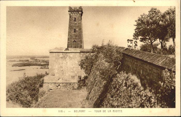 Belfort Alsace Belfort Tour Miotte * / Belfort /Arrond. de Belfort
