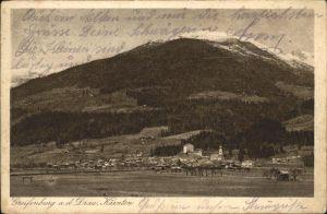 Greifenburg Drau Kat. Greifenburg