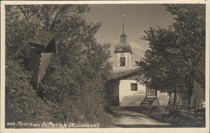 St Peter Au Ellbogen / St. Peter in der Au /Mostviertel-Eisenwurzen