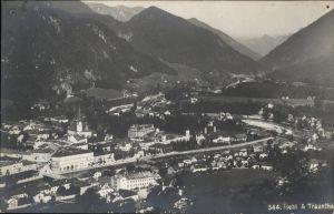 Bad Ischl Salzkammergut Teilansicht Bad Ischl Traun / Bad Ischl /Traunviertel