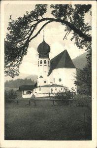 Hallein Kirche in Au Kat. Hallein