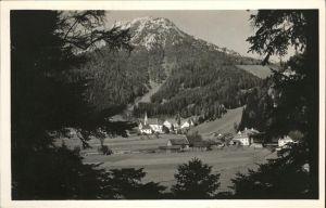 Turnau Obersteiermark Teilansicht Turnau Seewiesen Hochschwab / Turnau /oestliche Obersteiermark