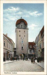 Leoben Stadtturm Kat. Leoben