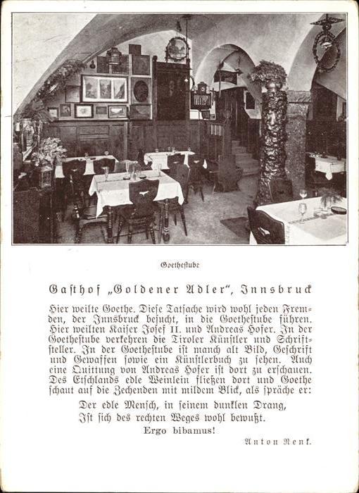Innsbruck Gasthof