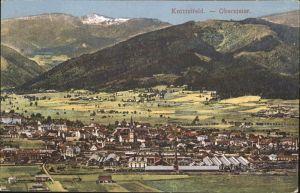 Knittelfeld Steiermark Panorama Knittelfeld Aichfeld Murtal / Knittelfeld /Westliche Obersteiermark