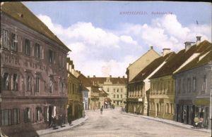 Knittelfeld Steiermark Teilansicht Knittelfeld Bahnstrasse / Knittelfeld /Westliche Obersteiermark