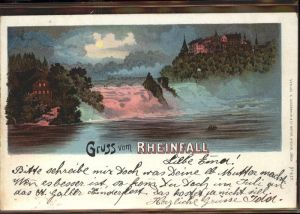 Rheinfall SH  Kat. Rheinfall