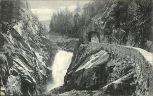Grimsel Pass Grimselstrasse Handeckfall / Grimsel /Rg. Innertkirchen