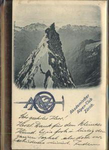 Zuerich Akademischer Alpen Club Zuerich / Zuerich /Bz. Zuerich City