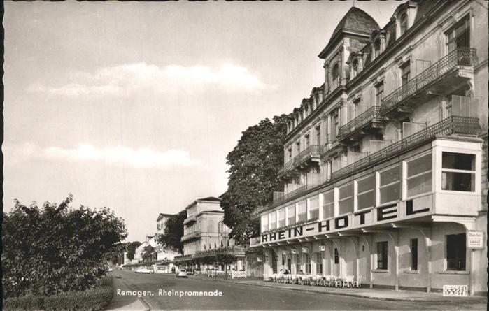 Remagen Rheinpromenade Kat. Remagen