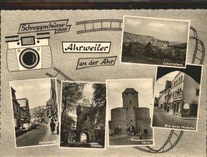 Ahrweiler Ahr Ahrtor Obertot  Niedertor / Bad Neuenahr-Ahrweiler /Ahrweiler LKR