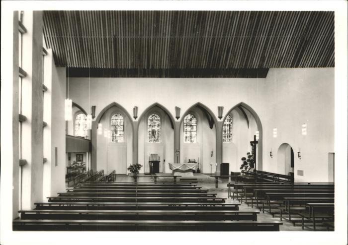 Waldbroel St Michaelskirche Kat. Waldbroel