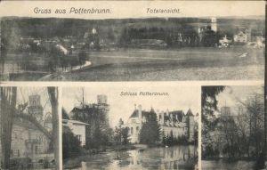 Pottenbrunn Schloss Kat. St. Poelten