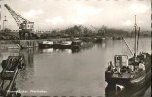 Wanne-Eickel Schiffe