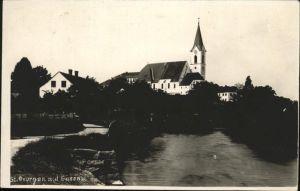 St Georgen Attergau Gusen Kat. Voecklabruck