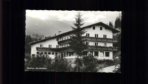 Russbach Pass Gschuett Gasthaus